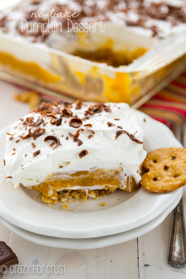 No-Bake-Pumpkin-Dessert