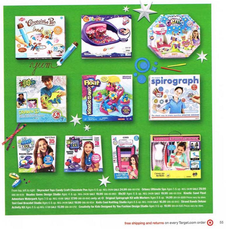 Target Toy Book : Target toy book