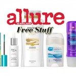 Allure: *HOT* FREE Full Size Beauty Items!