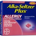 Dollar Tree: FREE Alka-Seltzer Plus Allergy