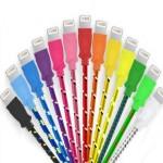 FREE 10 Feet Fiber Cloth Cable for iPhone 5 & 6 & 6 PLUS (Pay $3 Shipping)