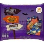 Amazon *HOT* Hershey's Halloween Snack Size Assortment, 50-Count Bag ONLY $3.75 (Reg. $13!)