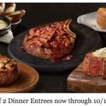 Outback Steakhouse: *HOT* $8/2 Dinner Entrees Coupon