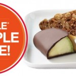 Edible Arrangements: FREE Chocolate Caramel Apple Wedge with Topping Sample!