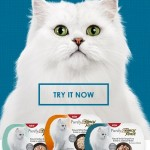 FREE Purina Fancy Feast Purely Cat Food Sample!