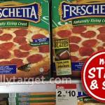 Freschetta MultiServe Pizza ONLY $3.50!