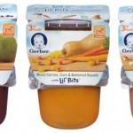 Buy 2 Gerber Foods, Get one FREE Coupon + Target Deal