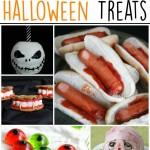 25 Halloween Treats and Food Items!