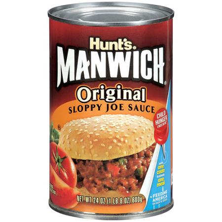 Target: Manwich Sloppy Joe Sauce Only $0.52