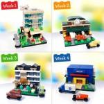 FREE Mini LEGO City Kayak