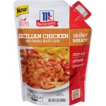 Target: McCormick Skillet Sauces Sicilian Chicken Variety Only $0.09