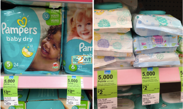 Pampers Baby Dry Jumbo Pack Diapers Only 6 49 Free