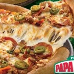 Papa John's Pizza: Buy 1 Get 1 FREE Large or XL Large Pizza