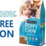 Target: Purina Puppy Chow Only $1.75 (Last Day)