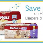 Amazon Mom: 5-% Off Huggies Diapers & Wipes + $3 Off Coupon = Diapers Only $0.03