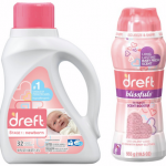 Target: Dreft Laundry Products As Low As $$1.49 (Reg. $6.99)