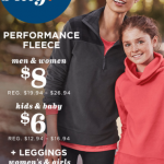 Old Navy: 2 Women's Fleece Jackets & 2 Pairs of Legging Only $26 Shipped & More