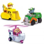 Paw Patrol Racers 3-Pack Vehicle Set, Rubble/Rocky/Skye ONLY $8.99 (Reg. $14.99)!