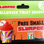 7-Eleven: 20 FREE Small Slurpee Halloween Treat Coupons (+ Free Hot Coffee Every Day) Only $5!