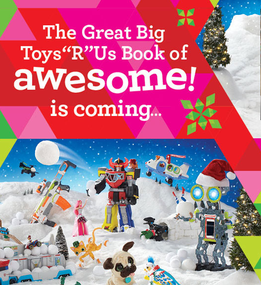 "Toys R Us Big Book : Hot free the great big toys ""r us book of awesome"