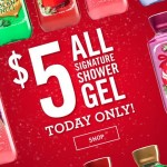 Bath & Body Works: Signature Colelction Shower Gel Only $3.71 Shipped (Reg. $12.50, Today Only)