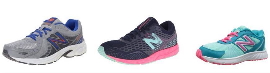 Amazon: Deal of the Day: 45% off New Balance Clothing & Shoes for Women, Men, and Kids