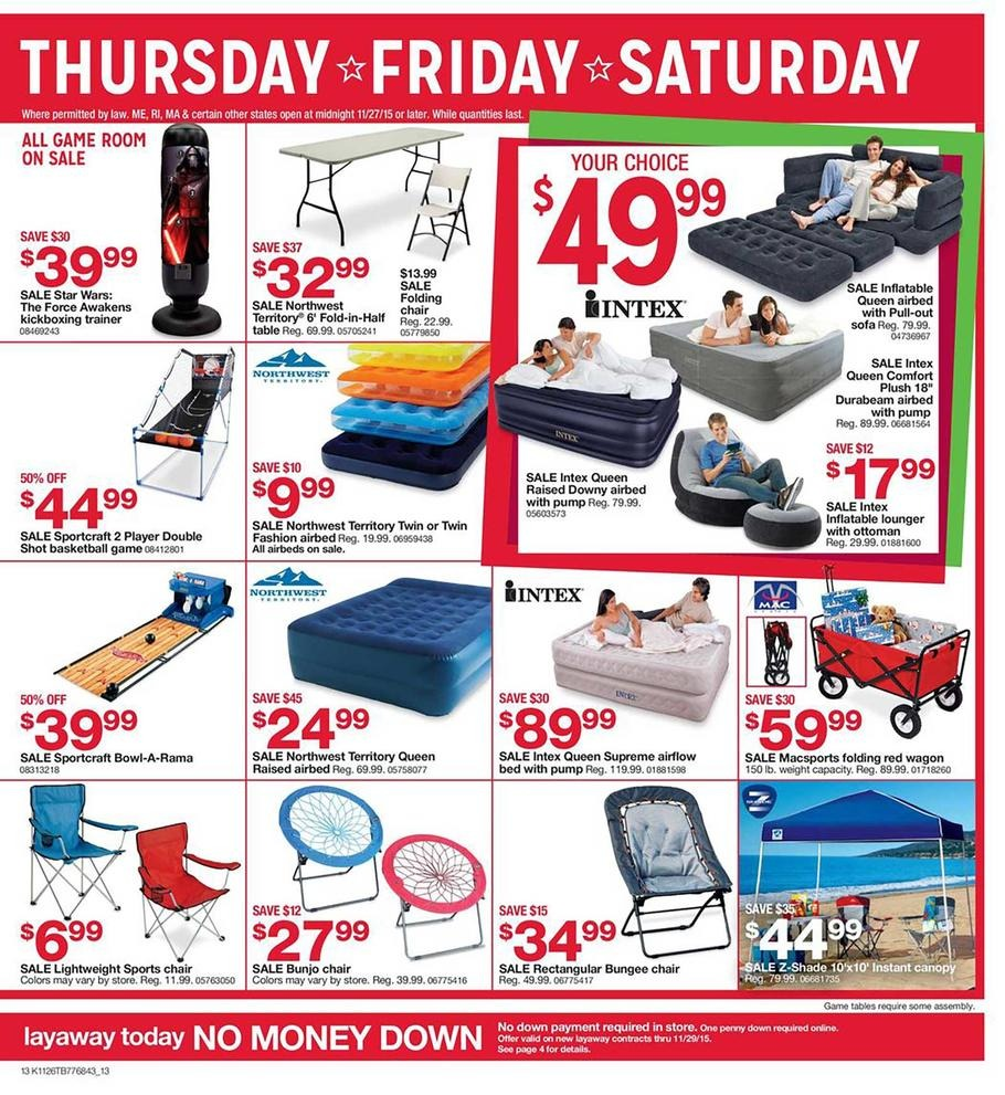 Kmart Black Friday Ad Preview 2015