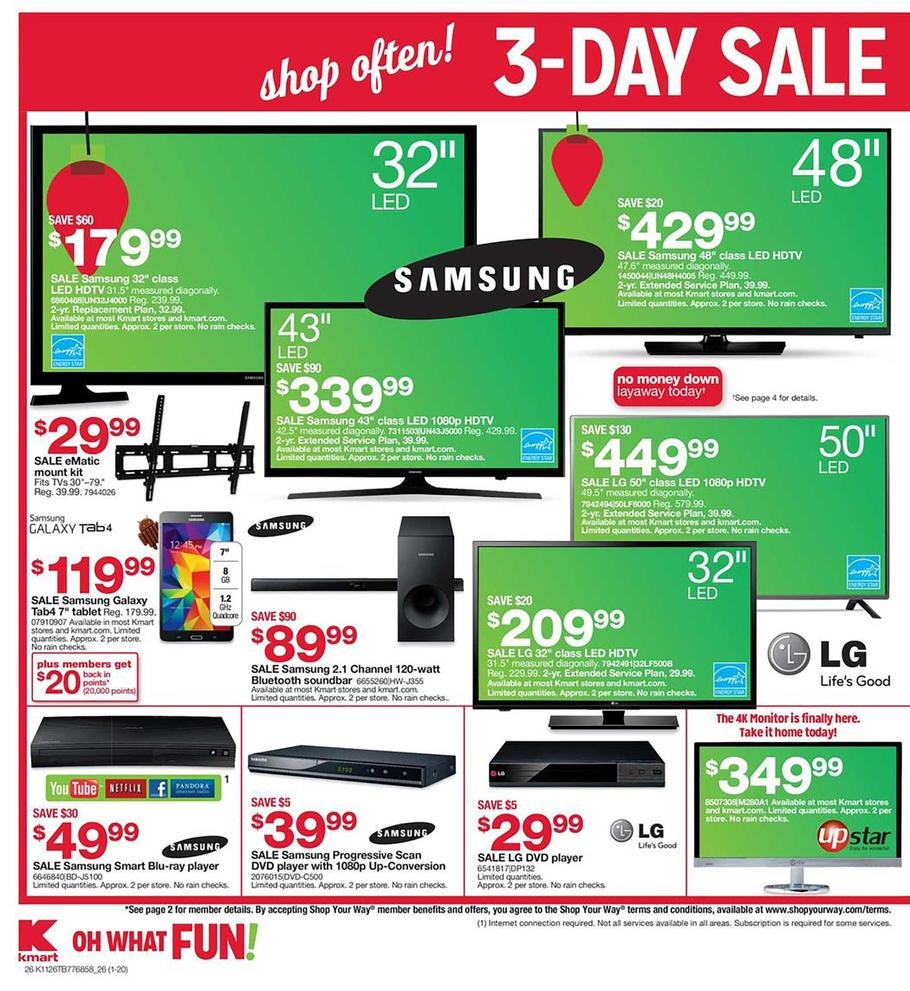 Kmart official coupon policy 2018