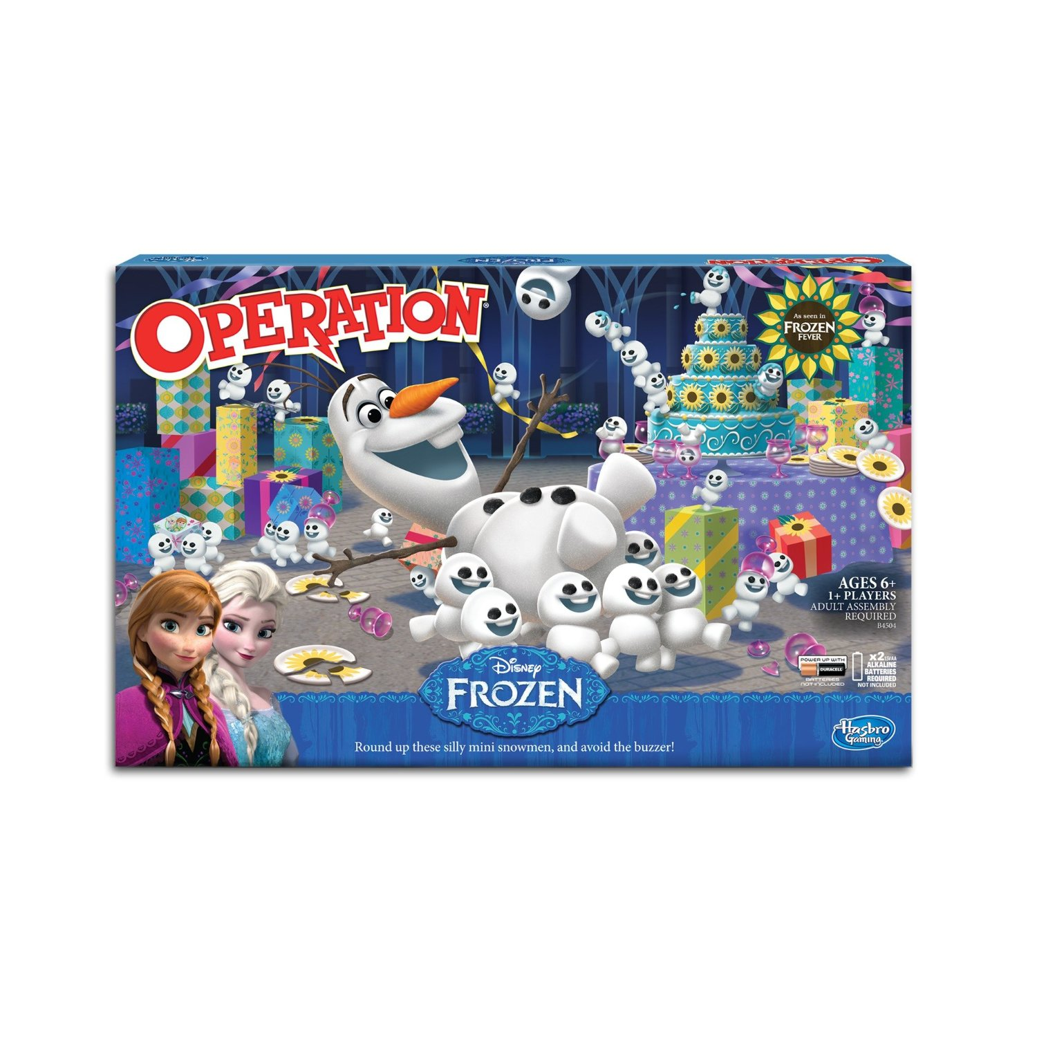 Amazon: Olaf Operation Board Game Only $18.99