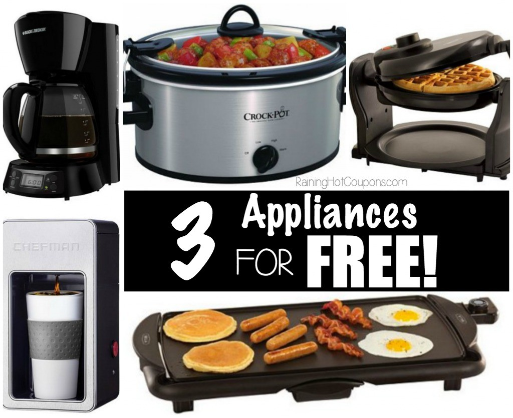 Uncategorized Kohls Kitchen Appliances hot kohls 3 free kitchen appliances moneymaker black friday deals are live holy moly with this deal idea you will get a 0 25 can