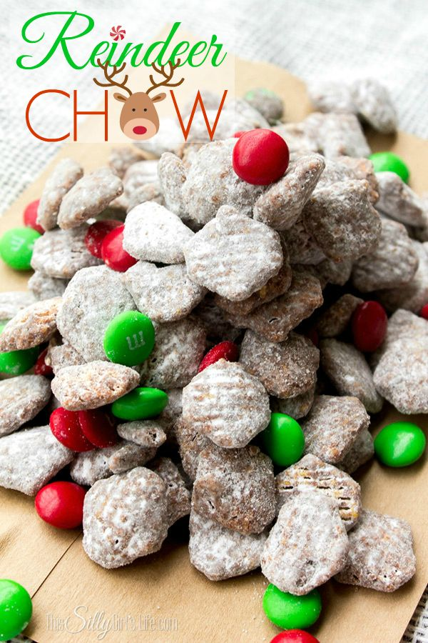 How To Make Puppy Chow With Cake Mix