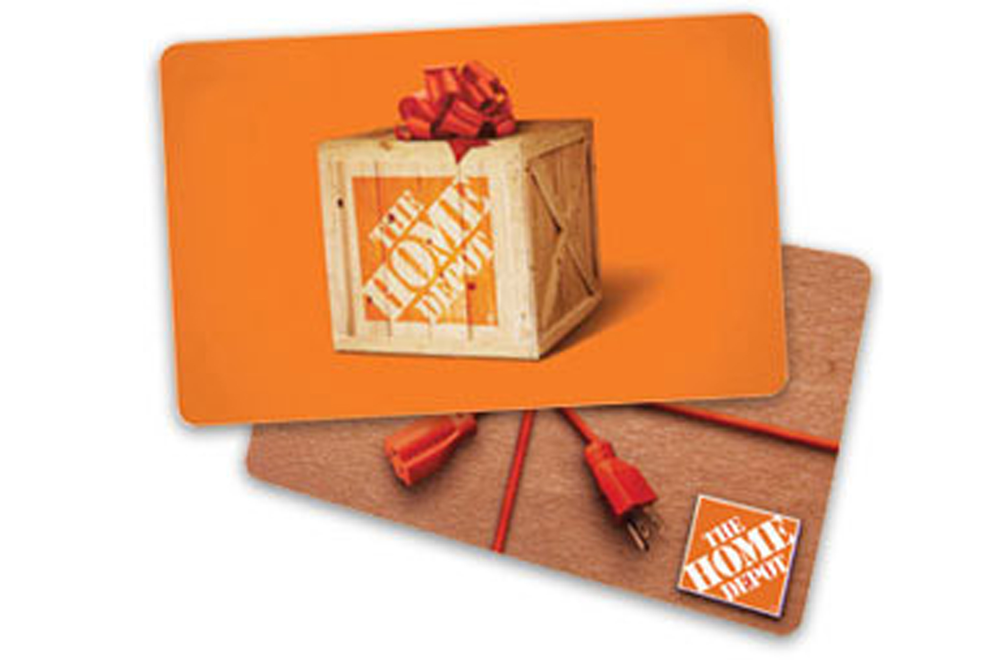 FREE $25 Home Depot Gift Cards (186 Winners)