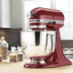 *HOT* KitchenAid Artisan 5-qt. Stand Mixer ONLY $147.99 (Reg. $349.99)