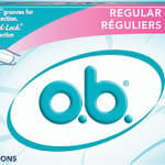 FREE o.b. Pro Comfort Tampons & 42 Count Mailed Coupon