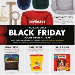 PetSmart Black Friday Ad 2015 is Live!