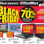 Office Depot / Office Max Black Friday Ad is HERE!