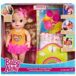 Baby Alive Darci's Dance Class Blonde Hair Doll Only $21.24 (Reg. $49.99)!