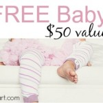 *HOT* Four Baby Freebies!