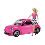 Barbie VW Beetle Car & Doll Set ONLY $16.14 (Reg. $49.99)