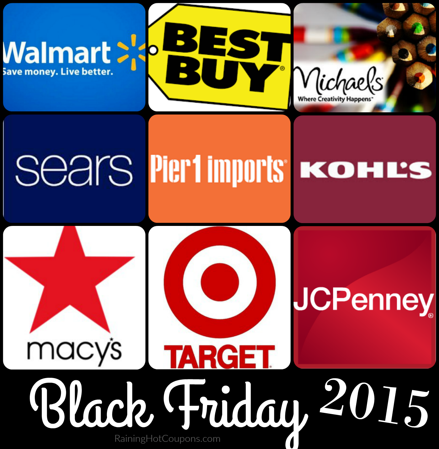 2015 Black Friday Ads That Are Live
