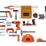 Kohl's: Black & Decker 50-pc. Toy Tool Set $21.24 (Reg. $34.99)
