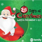 Huge List of ABC: 25 Days of Christmas Schedule Start Times