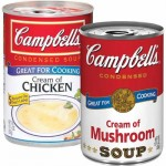 Target: Campbell's Cream of Mushroom or Chicken Soups Only $0.57