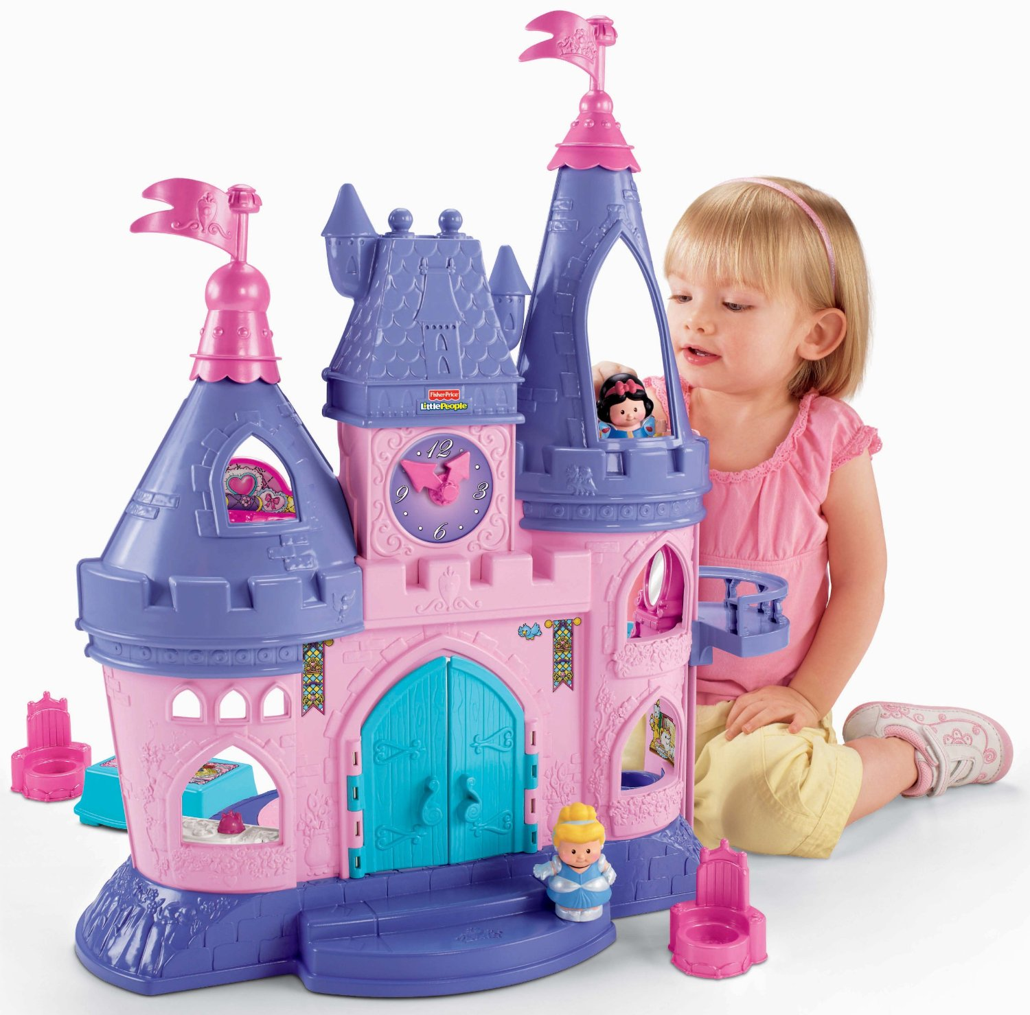 *HOT* Disney Princess Little People Songs Palace by Fisher-Price $25.59 Shipped (Reg. $79.99)