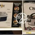 *HOT* Target: Crock-Pot Casserole Slow Cooker ONLY $20.39 (Reg. $40) + More!