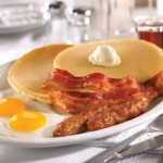 Denny's: FREE Build Your Own Grand Slam (Active, Inactive and Retired Military) FREE pancakes, eggs, bacon, fruit, hash browns