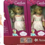 *HOT* Costco: Full-size Caroline American Girl Doll + Book AND Gown ONLY $99.99!