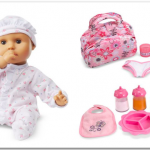 Kohl's: Melissa & Doug Baby Doll AND Baby Bundle Set Only $28.65 Shipped ($57 VALUE)