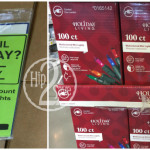 Lowe's: Select 100 Ct. Christmas String Lights Only $1.99 (Reg. $2.99) & More