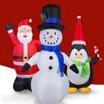 *HOT* 6 Foot Christmas Inflatable Only $19.99 (Reg. $59.99)! BLACK FRIDAY DEAL